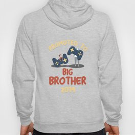 Relatives Family Kinship Relatives Elder Son Promoted To Big Brother 2019 Gift Hoody