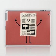 Bad News Laptop & iPad Skin