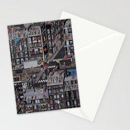 Parisian Neighbourhood Stationery Cards