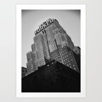 New York No. 2 Art Print