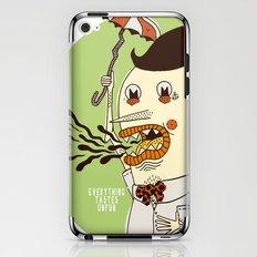 Everything Tastes Unfun iPhone & iPod Skin