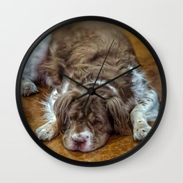 Rescued Wall Clock
