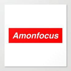 Amon Focus Canvas Print