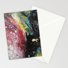 In The Volcano Stationery Cards