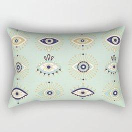 Evil Eye Collection Rectangular Pillow