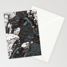 Decay Stationery Cards