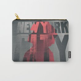 NEW YORK AFRO CITY Carry-All Pouch