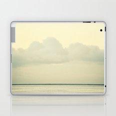 White Wall Laptop & iPad Skin