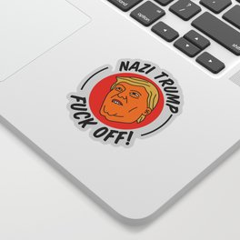 Impeach Trump - Dead Kennedys Sticker