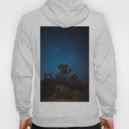 Midnight Stars at Joshua Tree Hoody