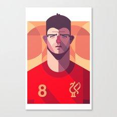 SG8   Reds Canvas Print