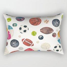 Sports fever Rectangular Pillow