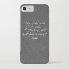 Nietzsche on Rising Anew Slim Case iPhone 7