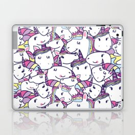 a lot of unicorns Laptop & iPad Skin
