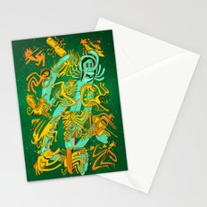 Space Codex 7801 Stationery Cards