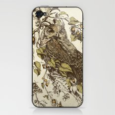 Great Horned Owl iPhone & iPod Skin