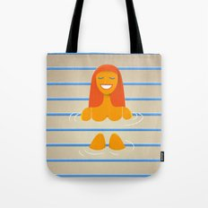 Carpet swimmer Tote Bag