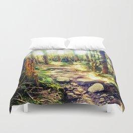 Zealand Forest Duvet Cover