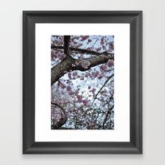 The promise Framed Art Print