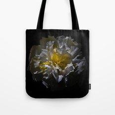 Backyard Flowers 25 Color Version Tote Bag