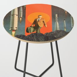 The Departure Side Table