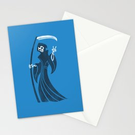 Rest in Peace Stationery Cards