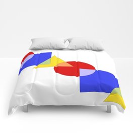 Primary Colors Comforters