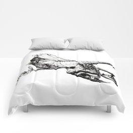 Jurassic Bloom - The Horned. Comforters