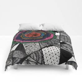 viaje al centro de la galxia Comforters