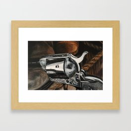 Wild West II Framed Art Print