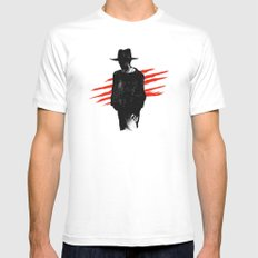 The Man of Your Dreams Mens Fitted Tee White MEDIUM