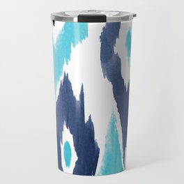 Malibu Ikat Travel Mug