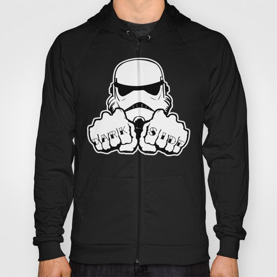 Dark Side Knuckle Hoody