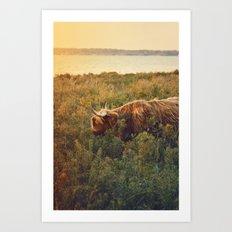 Beast of the southern wild Art Print