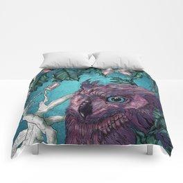 Night owl Comforters