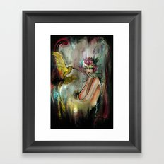 Phoenix 2 Framed Art Print