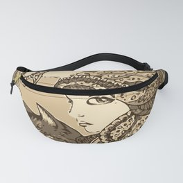 Harmony - 3 Of Charms Fanny Pack