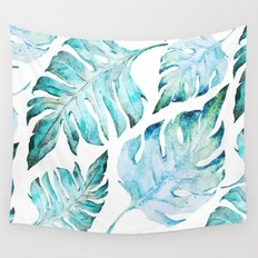 love tropical  Wall Tapestry