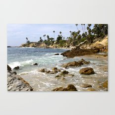 Heisler Park, Laguna Beach Canvas Print