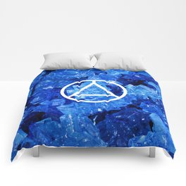 Sapphire Candy Gem Comforters