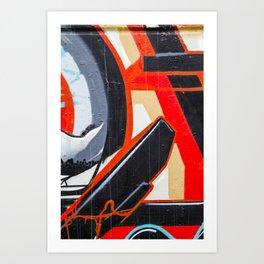 not_change_5 Art Print
