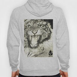 'Eye Of The Tiger' (2017) Hoody