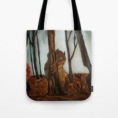 the wild unknown  Tote Bag