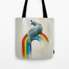 North Pole No IceSheets Tote Bag