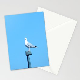 High seagull Stationery Cards