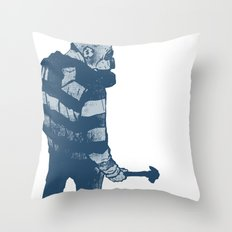 Most Days Are Just About Doin' Your Best To Get By Throw Pillow
