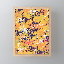 Abstract 36 Framed Mini Art Print