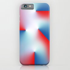 Red and Blue iPhone 6s Slim Case