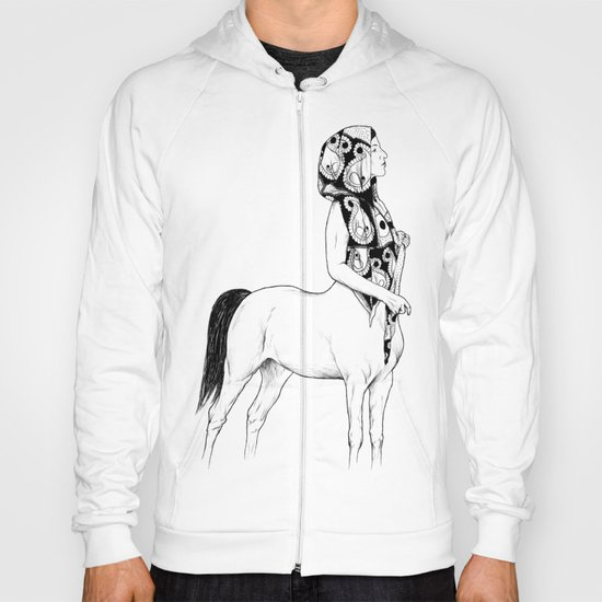 horses for courses I Hoody
