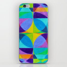 The 'Cross of Light' Effect iPhone Skin